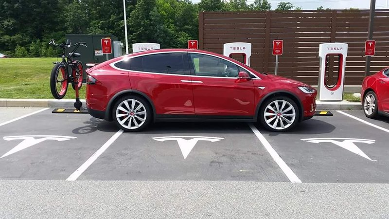 Red-Tesla-Model-X-Bike-Rack-Newark-Delaware-Supercharger.jpg